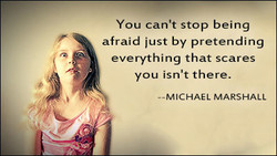 You can't stop being 