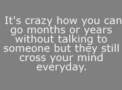 Itls crazy how you can 