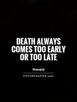 DEATH ALWAYS 