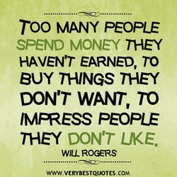 Too MANY PEOPLE 