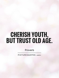 CHERISH YOUTH, 