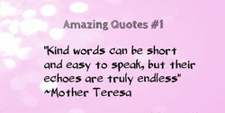 Amazing Quotes 