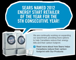 SEARS NAMED 2012 