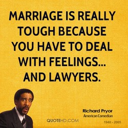 MARRIAGE IS REALLY 