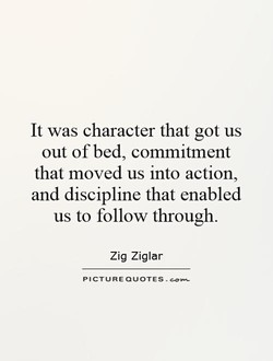 It was character that got us 