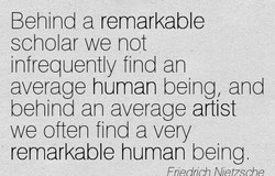 Behind a remarkable 