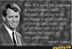 Few will have the yeatness 