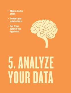 • Makea chart or 