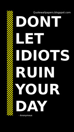 'DONT 