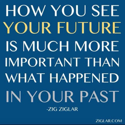 HOW YOU SEE 