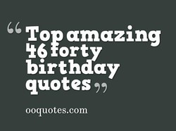 To amazing 