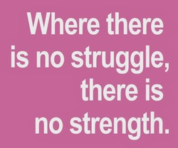 Where there 