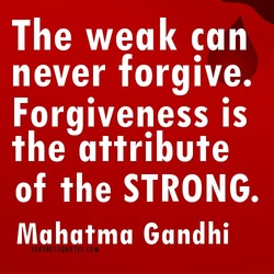The weak can 