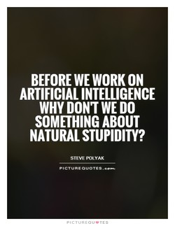 BEFORE WE WORK 
