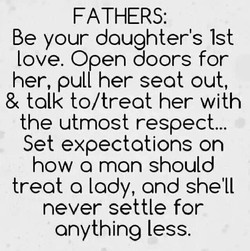 FATHERS: 