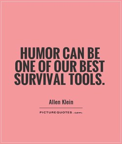 HUMOR CAN BE 