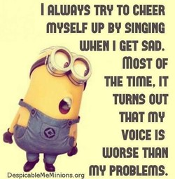 I QLUJWS TRY TO CUEER 