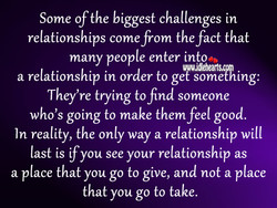 Some of the biggest challenges in 