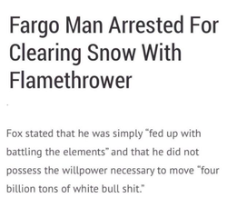 Fargo Man Arrested For 