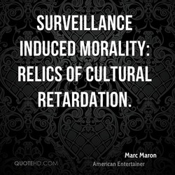 SURVEILLANCE 