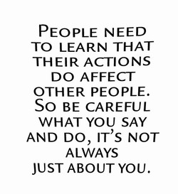 PEOPLE NEED 