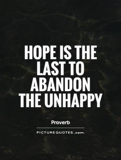 HOPE THE 