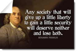 Any society that will 