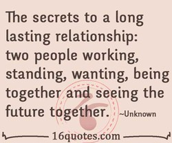 The secrets to a long 