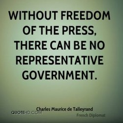 WITHOUT FREEDOM 