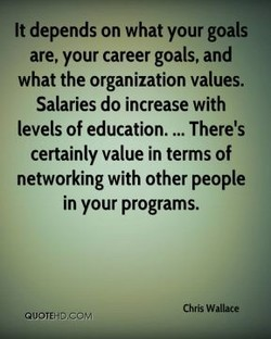 It depends on what your goals 