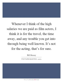Whenever I think of the high 