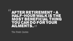 AFTER RETIREMENT -A 