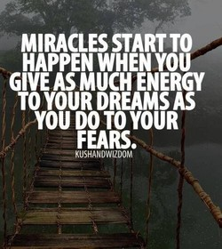 MIRACLES STARTTO 