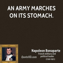 AN ARMY MARCHES 
