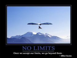 NO LIMITS 