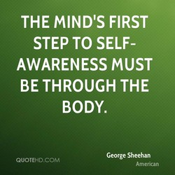 THE MIND'S FIRST 