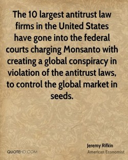 The 10 largest antitrust law 