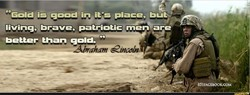 is in it's place, 