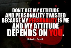 DON'T MV ATTITUDE 