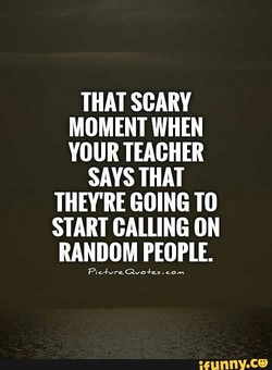 THAT SCARY 