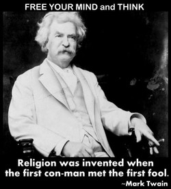 FREE YOUR MIND and THINK 