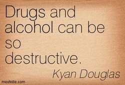 Drugs and 