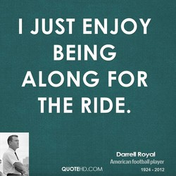 I JUST ENJOY 