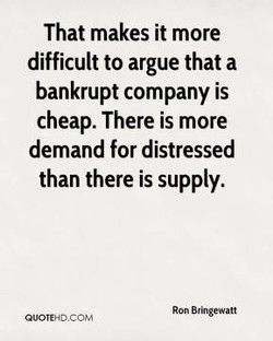 That makes it more 