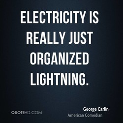 ELECTRICITY IS 