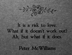 It' is a ofÉk to love. 
