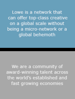 Lowe is a network that 