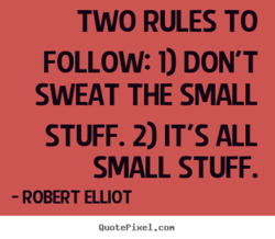 TWO RULES TO 