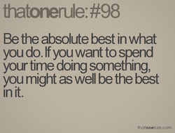 tonerule: #98 