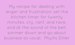 Mg recipe for dealing with 